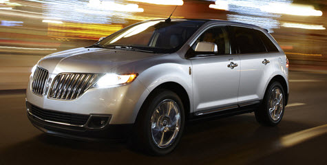 Find great deals on the new Lincoln MKX and more!