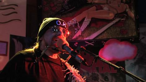 Michel Montecrossa - Street Rocker in Syria