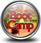 boot camp logo