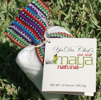 YaDa Chef's Maya Sea Salt.