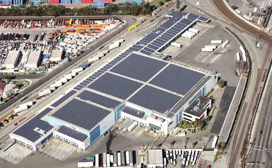 KPAC Solar Installation
