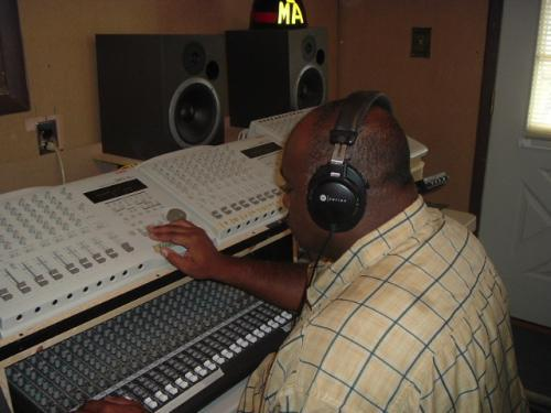 Producer Jesse Bertrand