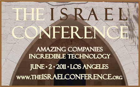 The israel conference opens on june 2 2011 in los angeles for Innovation firm los angeles