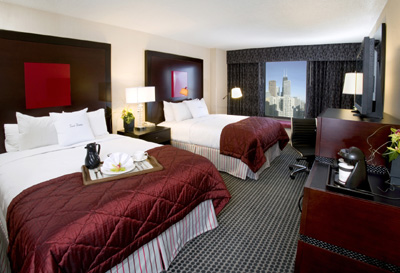 Spacious rooms suit families and girls getaways