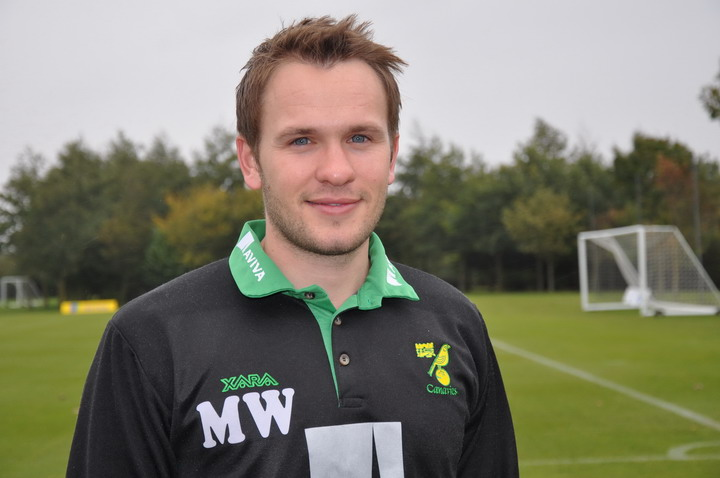 Mike Watts fitness coach at newly promoted NCFC