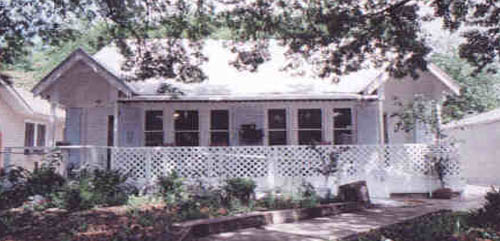Legacy Founders Cottage helped by Meadows in 1997.