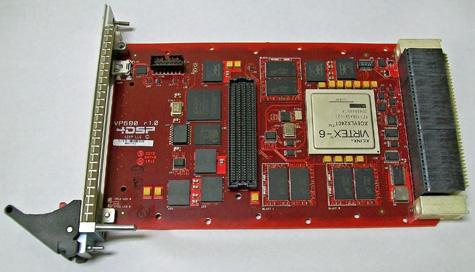 4DSP VP680