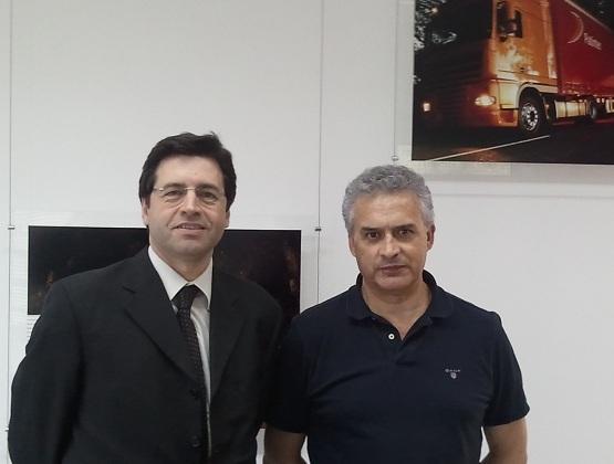 Mr. V. Marques-Frotcom & Mr. F. Polónio-Patinter