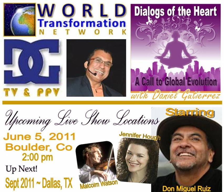 Dialogs of the Heart ~ Starring Don Miguel Ruiz