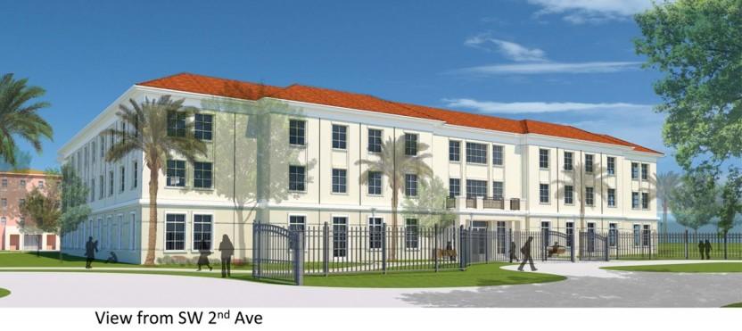 Barry University SW 2nd Ave-sm