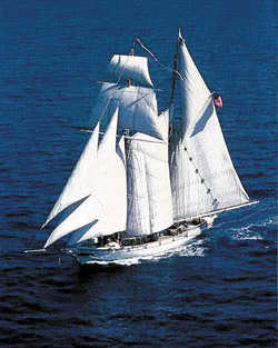 The Californian, Official Tall Ship Ambassador