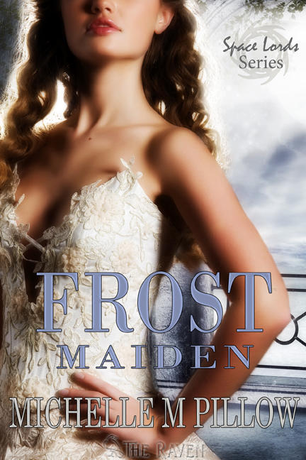 Frost Maiden by romance novelist Michelle M Pillow