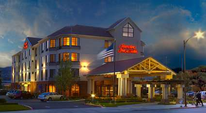 Welcome to Hampton Inn & Suites San Francisco-Burlingame-Airport