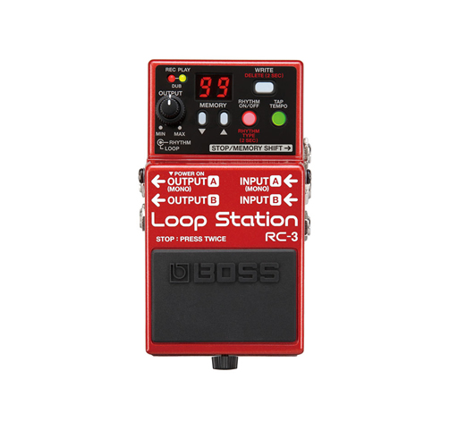 Boss Compact Guitar Effects Pedal Offer