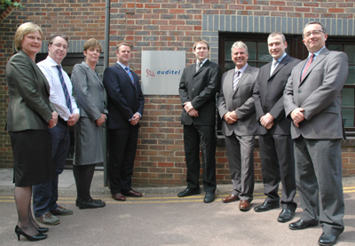 May 2011 intake of Auditel Franchisees