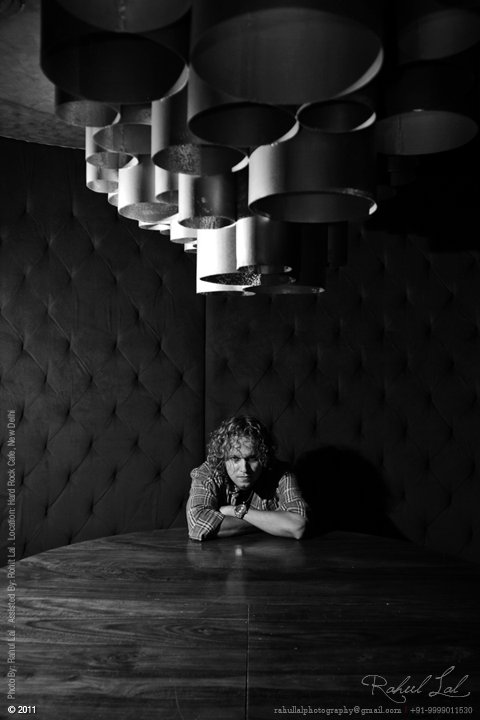 Oliver Sean Hard Rock Pic (Photo by Rahul Lal)