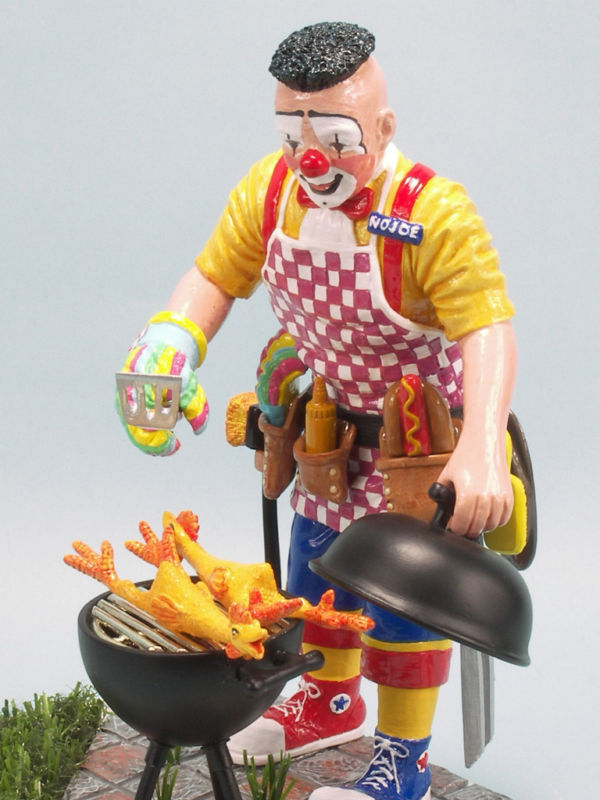 Nojoe Circus Clown by Ron Lee