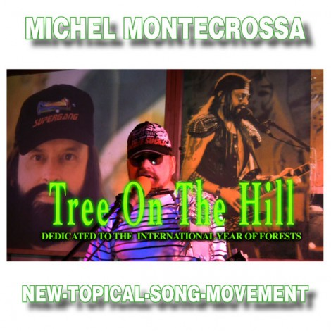 Michel Montecrossa's Single 'Tree On The Hill'