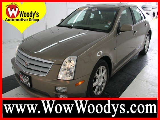 Used 2007 Cadillac STS For Sale In Kansas City MO - Stock ...