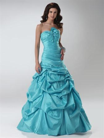 Blue Cocktail Dress on Blue Prom Dresses