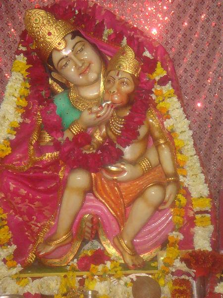ISKCON Hanuman_Jayanti_Harekrishnablog