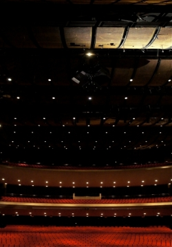 Interior of The Centennial Concert Hall