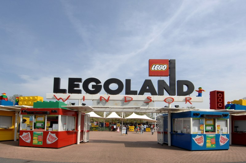 CST protects LEGOLAND's welcome