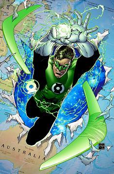 Green Lantern - Ethan Van Sciver