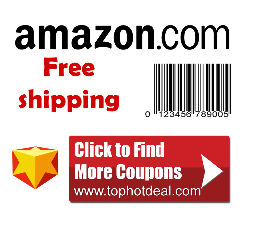 amazon free shipping coupon code