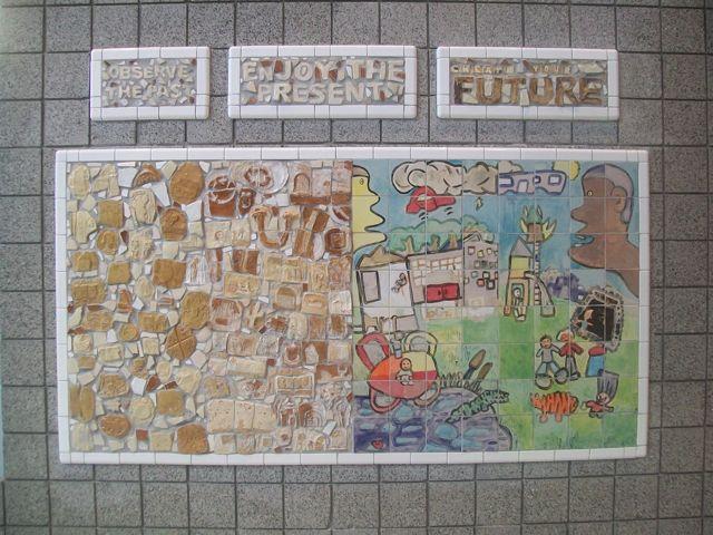Past, Present, and Future in Ceramics