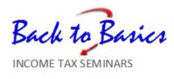 BTB Income Tax Seminars Logo