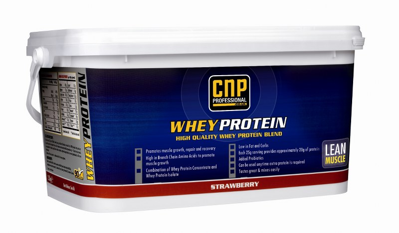 Whey protein from CNP Professional