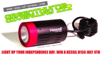 Kessil Giveaway