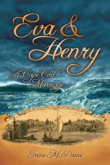 Book cover Eva and Henry, A Cape Cod Marriage