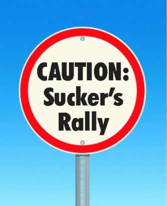Investor Alert: Don't Get Fooled by a Rally