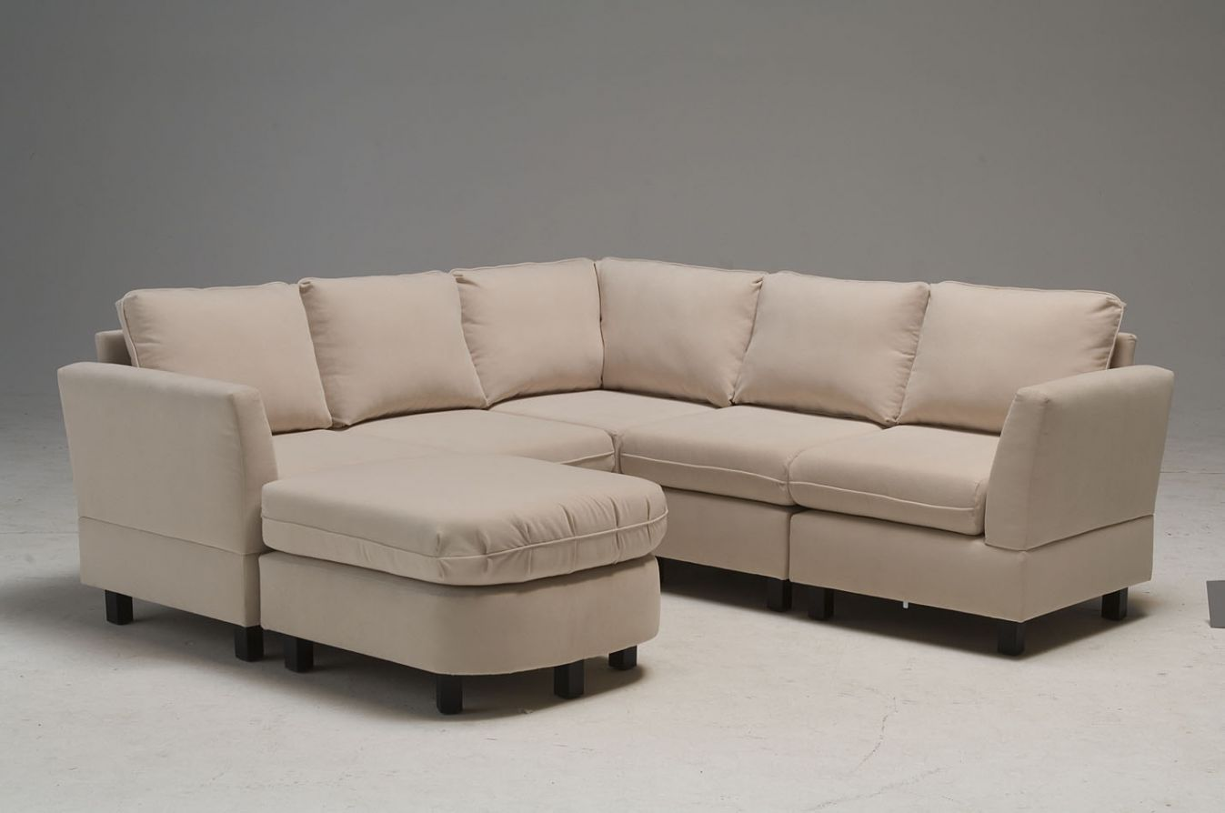 Beau Simplicity Sofas 6_pc_sectional RTA Sectional