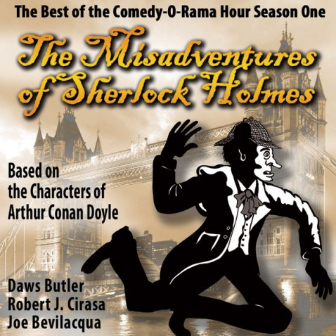 The Misadventures of Sherlock Holmes on I-tunes