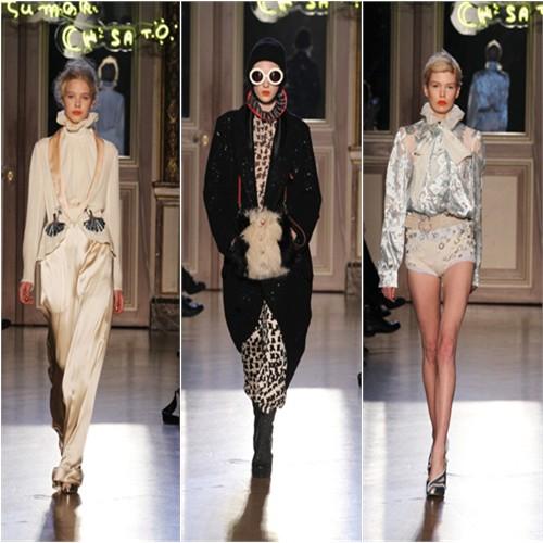 Tsumori Chisato Japanese Fashion Designer Gaby Schmid Prlog