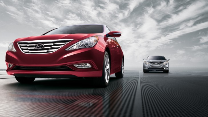 2012 hyundai sonata lineup is here prlog. Black Bedroom Furniture Sets. Home Design Ideas