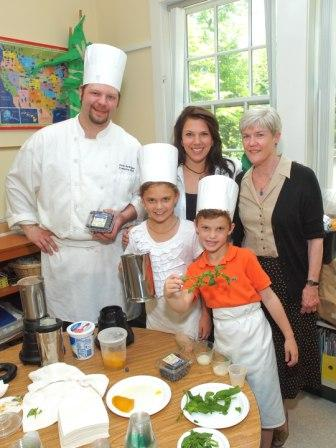 Chef, Mom, Kids Principal Low Res