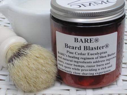 Bare Beard Blaster Shaving Cream