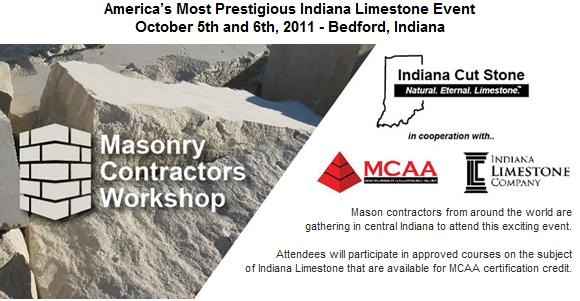 Masonry Contractors Workshop
