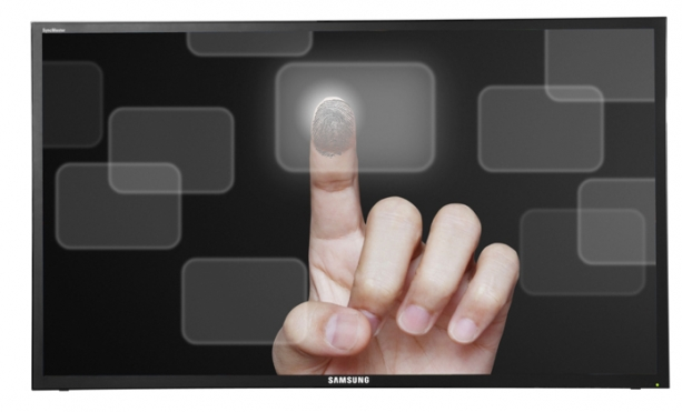 Samsung 550EX LED Touch Screen