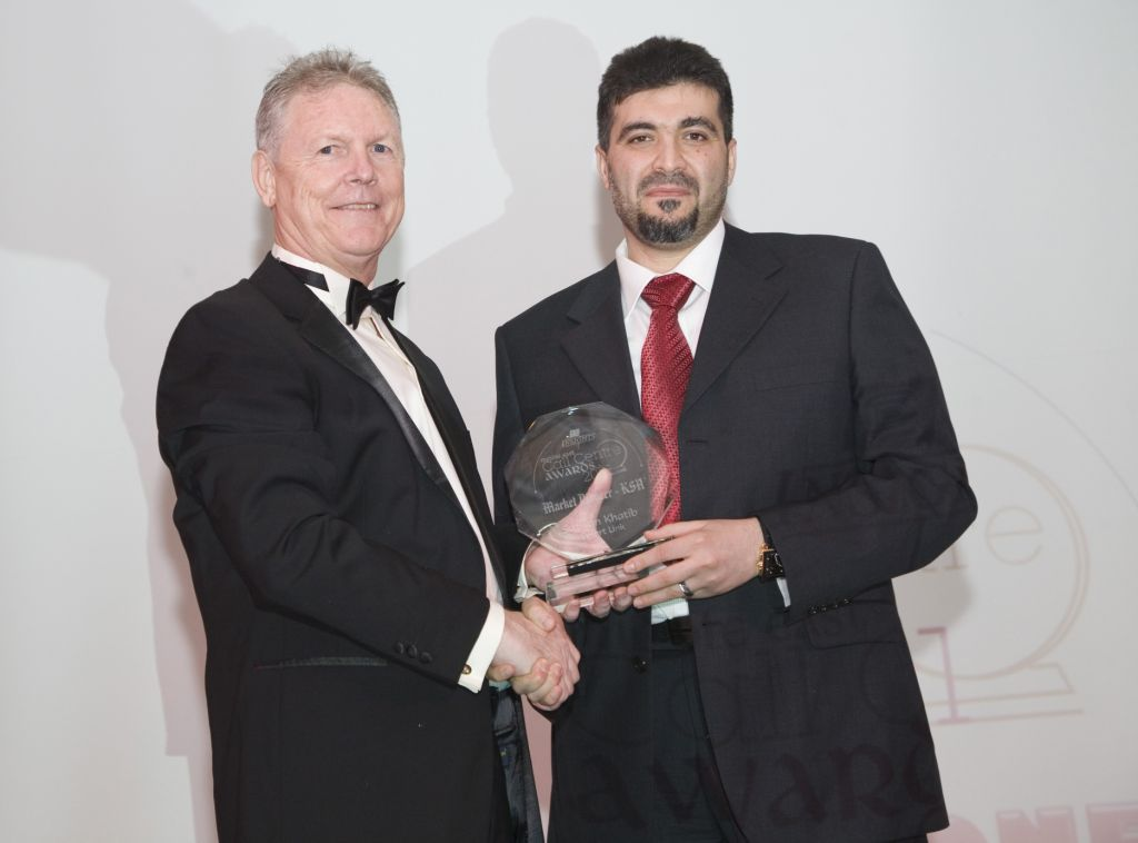 Smart Link Sweeps Major Middle East Call Centre 2011 Awards
