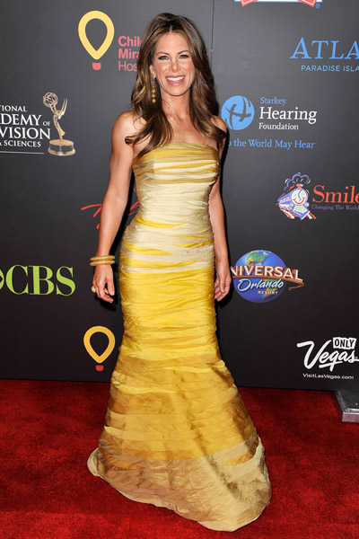 Jillian Michaels wears Jean Fares Couture!