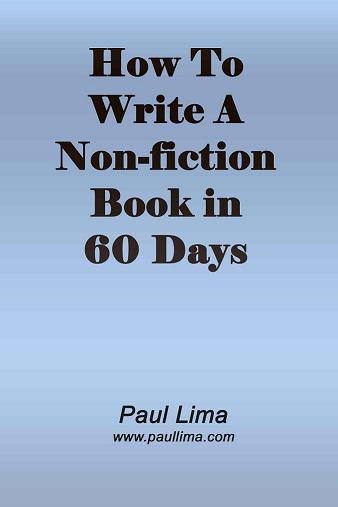 how to go about writing a nonfiction book