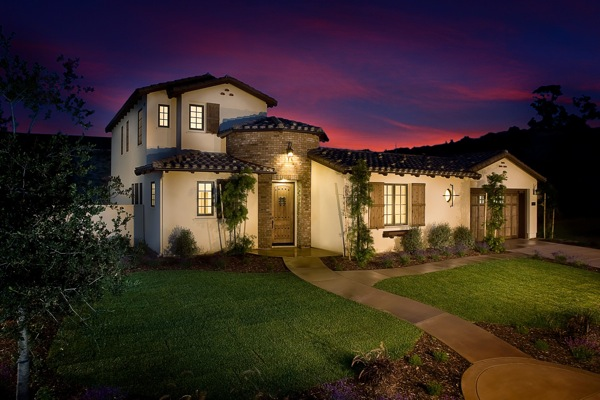 Sereno at The Lakes above Rancho Santa Fe