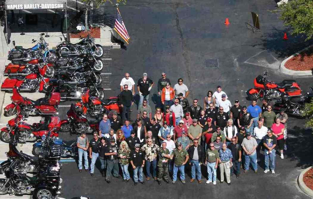 2010 Freedom Photo from nearby Naples Harley