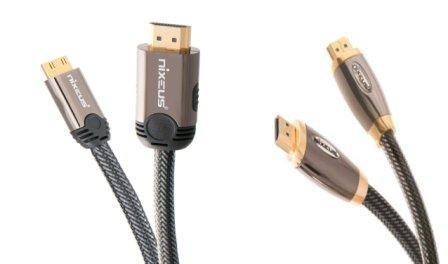 Nixeus Affinity HDMI