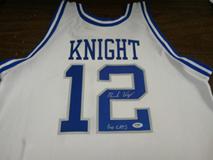 Brandon Knight Signed Kentucky Jersey Go Cats PSA